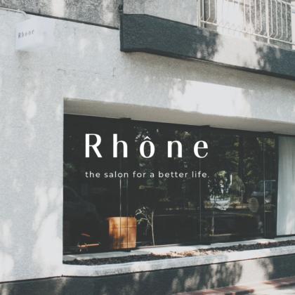 Rhône 仙台市 美容室